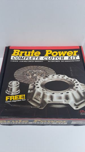 Brute Power Complete Clutch Kit Auto Part #90108 for Sale in Lorain, OH