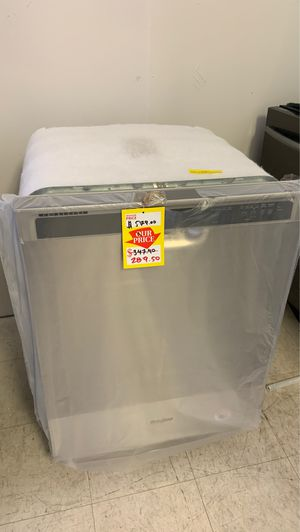 💥🔥appliance liquidation💥⚡️🥳 whirlpool stainless steel dishwasher wdf520padm7 for Sale in Austin, TX