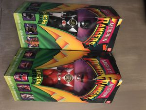1993 red and black ranger action figure for Sale in San Diego, CA