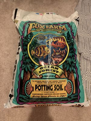 Fox Farm Ocean Forest Organic Potting Soil for Sale in Suffolk, VA