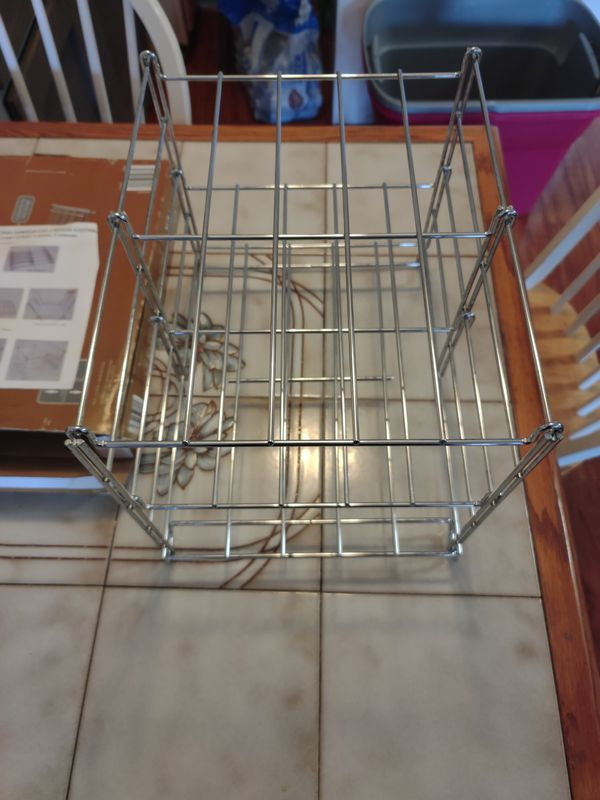 Crofton 3-Tier Adjustable Oven Rack