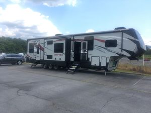 2016 Keystone Raptor 412RP - Toy Hauler for Sale in Gray, TN