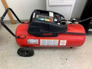 Porter cable 135 psi compressor for Sale in Charlottesville, VA