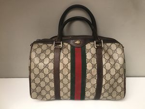 AUTHENTIC GUCCI DOCTORS SATCHEL IN NEED OF TLC for Sale in West Chester, PA