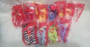McDonalds Ty Beanie Baby Promo~Lot of 12 for Sale in Etiwanda, CA
