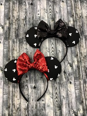 Silhouette Mickey ears for Sale in Redlands, CA