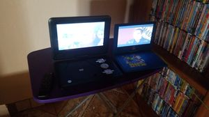 2 Portable DVD Player for Sale in Phoenix, AZ