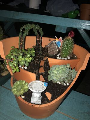 Fairy gardens for Sale in Victoria, TX
