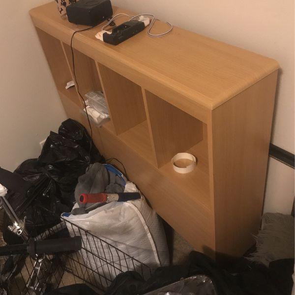 Twin size Head Board Or Shelf