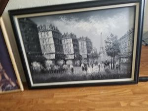 Paris Picture for Sale in Columbia, VA