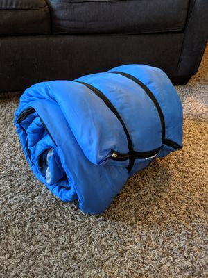 Sleeping Bag Great Condition for Sale in Moreno Valley, CA