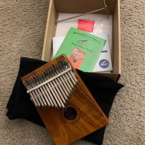 Gecko Kalimba Hand Piano for Sale in San Diego, CA