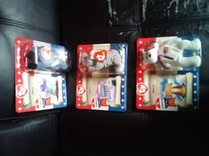 Rare Beenie babies for Sale in Charlottesville, VA