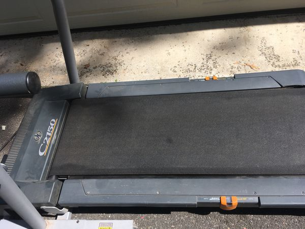 NordicTrack C2150 Power Incline Treadmill