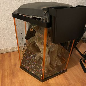 Neon Fish Tank for Sale in Modesto, CA