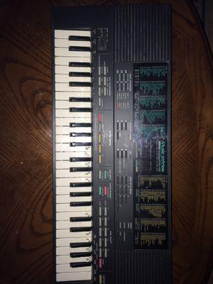 Yamaha Music station keyboard for Sale in Aurora, CO