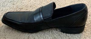 Steve Madden P-Treble Black Leather Men's Dress Shoe for Sale in Fairfax, VA