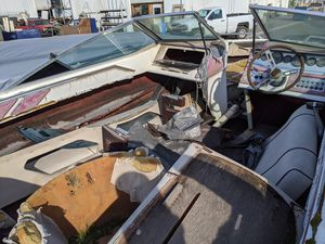 Free boat and trailer! The whole inside is destroyed for Sale in Fresno, CA