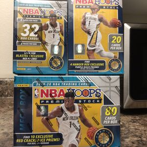 2020 NBA Hoops Mega Blaster And Hanger for Sale in Huntington Beach, CA