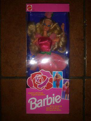 Party Changes Barbie Reve En Rose 1992 for Sale in Hawthorne, CA
