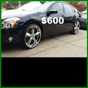 2004 Nissan Maxima only$600 for Sale in Seattle, WA