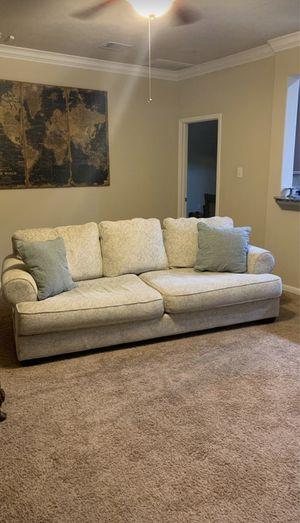 Ashley couch **make me an offer!!** for Sale in Cypress, TX