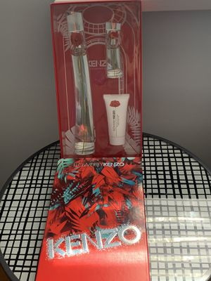 Kenzo perfume and lotion set brand new for Sale in Queens, NY