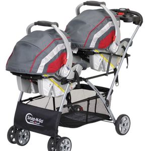 Baby Trend - Double stroller CADDY - NO CAR SEATS for Sale in GA, US