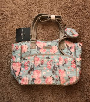 Laura Ashley diaper bag NWT for Sale in Vancouver, WA