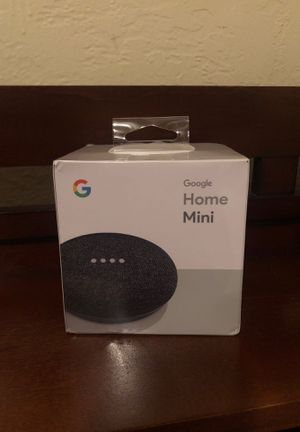 Google Home Mini for Sale in Fort Lauderdale, FL