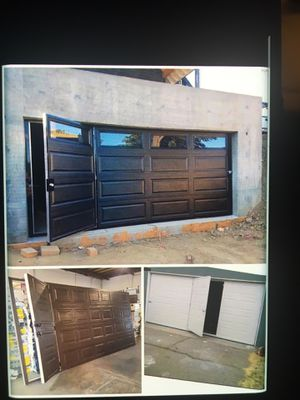 Garage doors sales and repairs for Sale in Pleasant Hill, CA