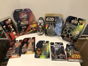 Star Wars Action Figure lot for Sale in Millville, NJ