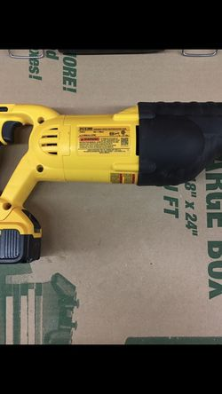 Dewalt 20-Volt MAX Lithium-Ion Cordless Reciprocating Saw, 20-Volt MAX for Sale in Yonkers,  NY