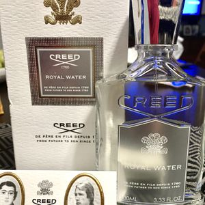 CREED Royal Water Men's Fragrance for Sale in San Leandro, CA