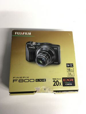 Fujifilm FinePix F800 EXR digital camera New for Sale in Euclid, OH
