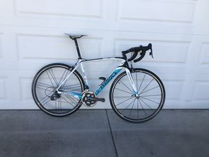 S-works tarmac SL4 54cm team Astana back up bike. Sram shimano specialized and campagnolo parts for Sale in San Diego, CA