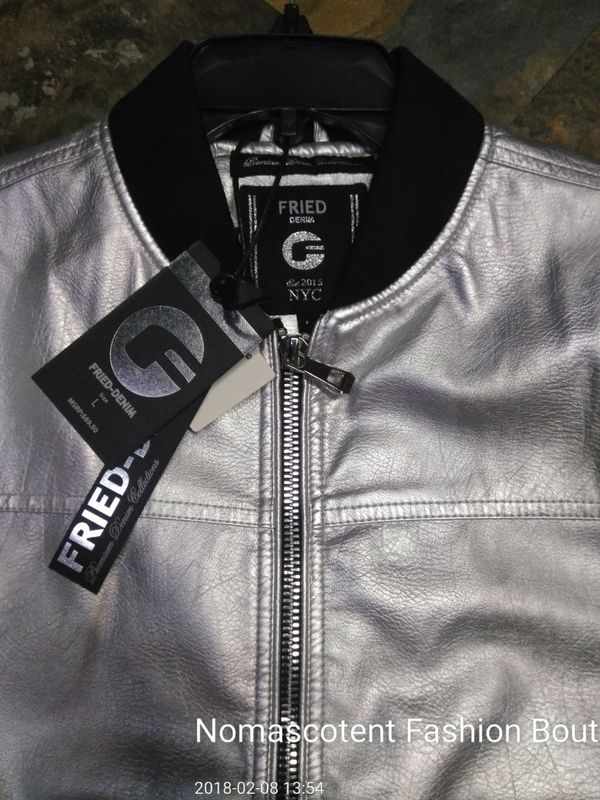 superior materials special buy price Fried Denim jacket with matching pants for Sale in Tampa, FL - OfferUp