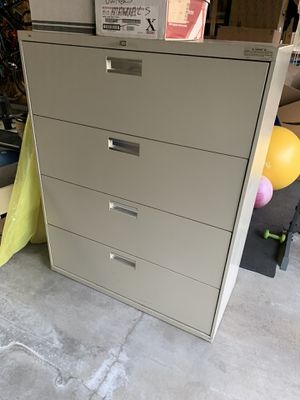 Free file cabinet for Sale in Kent, WA