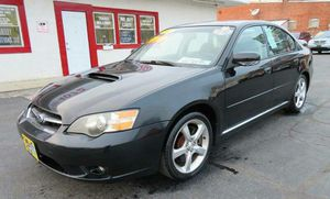 2005 Subaru Legacy AWD 2.5 GT Limited 4dr Turbo Sedan for Sale in Columbus, OH