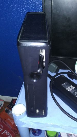 Xbox360 slim for sale or trade for Sale in Fresno, CA