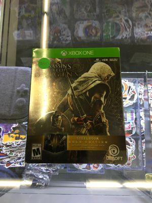 Assassin's Creed Origins: Gold Edition - Xbox One for Sale in San Bernardino, CA