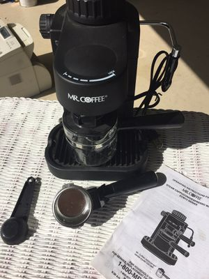 Me Coffee Steam Cappuccino/Expresso Maker for Sale in West Palm Beach, FL