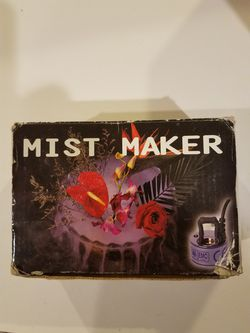 Mist maker for Sale in Newton,  MA