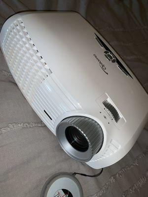 Optomo HD projecter for Sale in Longview, TX