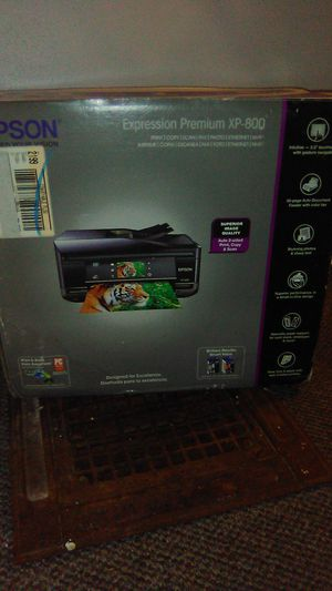 EPSON PRINTER NEW NEVER USED for Sale in Milwaukee, WI