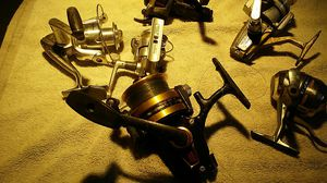 All types fishing reels for Sale in Azusa, CA