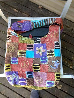 Boho messenger bag/purse for Sale in Spokane, WA