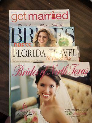 Bridal magazines for Sale in Amarillo, TX