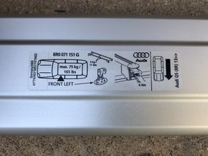 Roof Rack For Audi Q5 for Sale in Irvine, CA