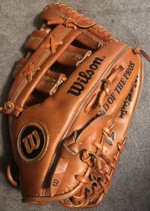 Wilson Pro Staff Baseball Glove for Sale in Hacienda Heights, CA